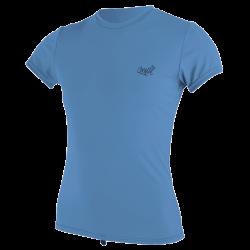 O'Neill Premium Skins Short Sleeve Womens Rash Vest 2021 - Periwinkle