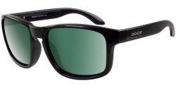 Dirty Dog Coerce Polarised Sunglasses - Satin Black/Grey