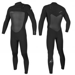 o'neill epic 4/3mm chest zip wetsuit 2020