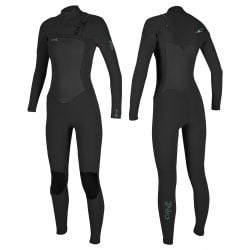 O'Neill Epic 5/4mm Women's chest zip wetsuit