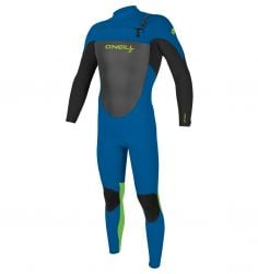 O'Neill Epic 3/2mm Youth Chest Zip Wetsuit