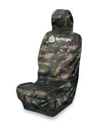 Surflogic Waterproof Single Car Seat Cover - Camo