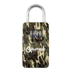 Surflogic Maxi Key Safe Lock - Camo
