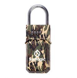 Surflogic Standard Key Safe Lock - Camo