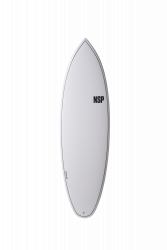 NSP Elements Tinder 5ft 10 Surfboard