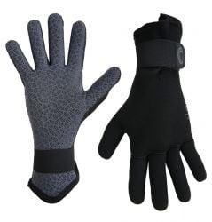 Typhoon Kilve 3mm Neoprene Gloves 2022 - Black