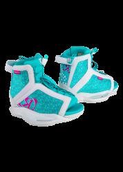 Ronix August Junior Boot 2021 - Blue