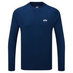 Gill Millbrook Crew Mens Long Sleeve 2021 - Dark Blue