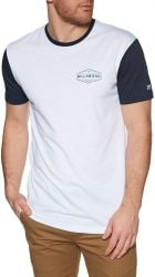 Billabong Liner Mens Surf T-Shirt - White