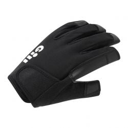 Gill Championship Long Finger Gloves 2021 - Black