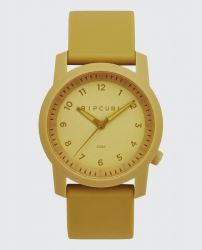 Rip Curl Yellow Cambridge Watch