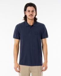 Rip Curl Faded Polo in Navy