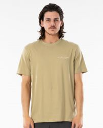 Rip Curl SWC Nomadic T-Shirt in Olive