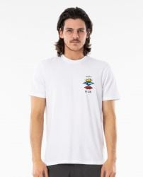 Rip Curl Search Essential T-Shirt - White