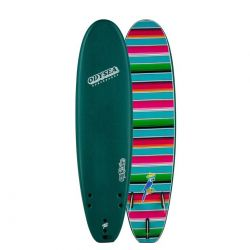 Catch Surf X Jonny Redmond 7ft Log Surfboard - Verde Green