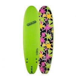 Catch Surf X Kalani Robb 7ft Log Surfboard - Lime Green
