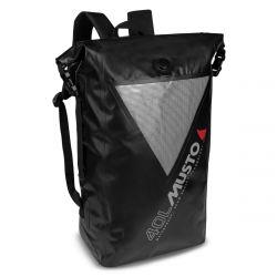 Musto Waterproof 40L Dry Backpack - Black