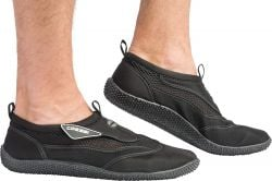 Cressi Reef Shoes 2021 - Black - Side View