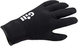Gill Neoprene Winter Sailing Gloves 2021 - Black - Front