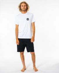 Rip Curl Wettie Essential T-Shirt in White