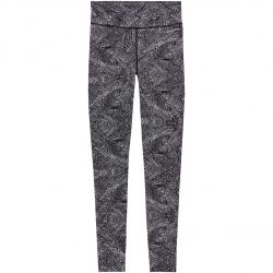 O'neill Hybrid Print Leggings in Black