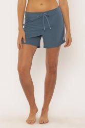 SisstrEvolution Baja Bliss Boardshort in Coastal Blue