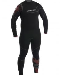Typhoon Kona 5mm Chest Zip Mens Winter Wetsuit