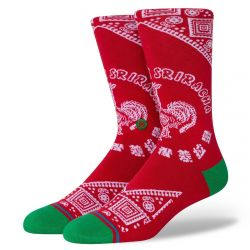 Stance Sriracha Socks - Red