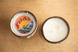 Kukena Original Coconut Bowl Candle