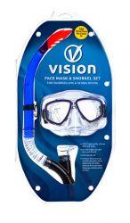 Vision Adult Mask & Snorkel Set