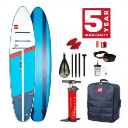 Red Paddle Co 11ft Compact Inflatable Sup Package 2021