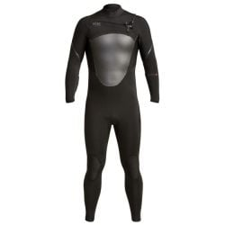 Xcel Axis X 4/3mm Chest Zip Wetsuit 2019 - Black