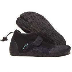 Vissla 7 Seas 2mm Reef Boots - Black