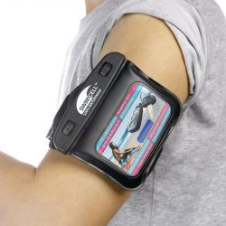 Hydramate Swimcell Key Case With Armband 2021 - Black