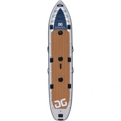 Aquaglide Blackfoot Angler 14ft Tandem Inflatable SUP top