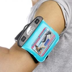Hydramate Swimcell Key Case With Armband 2021 - Blue