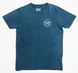 Sorted Surf Shop Circle T Shirt - Blue