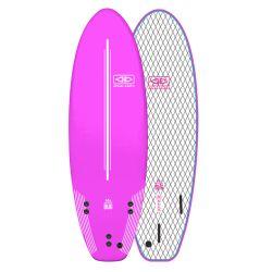 Ocean & Earth 6ft Bug Softboard - Pink