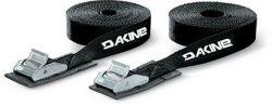 Dakine Europe Tie Down Straps 12' - Black