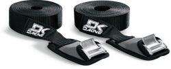 Dakine Baja 12' Tie Down Straps - Black