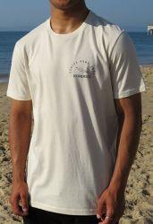 Sorted Surf Shop Circle T-Shirt 2021 - Cream