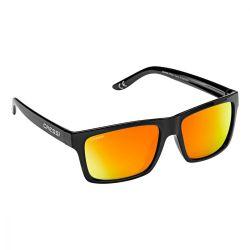 Cressi Bahia Sunglasses 2021 - Black/Orange - Full View