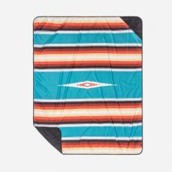 Slowtide Dora Quick-Dry Park Blanket 2021 - Blue