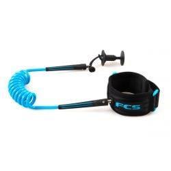 FCS Bodyboard Wrist Leash - Blue
