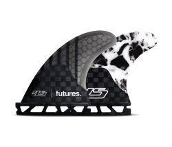Futures HS3 Generation Thruster Fins - Extra Small