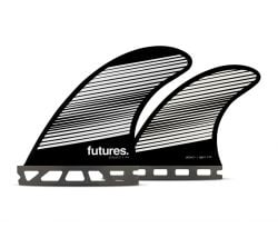 Futures F4 Legacy Series Quad Fins - Small