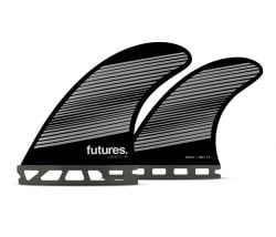 Futures F6 Legacy Series Quad Fins in Medium
