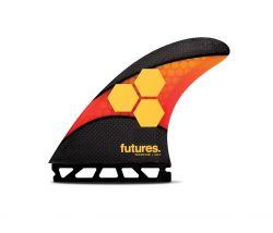 Futures AM2 Techflex Thruster Fins - Large