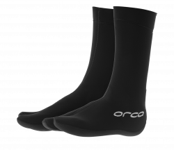 Orca Unisex Hydro Wetsuit Socks 2020 - Black