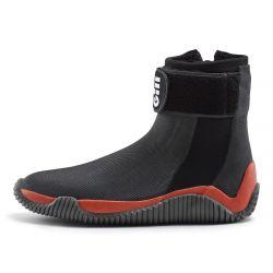 Gill Junior Aero Boots 2021 - Black/Orange